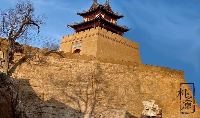 朴之原夯土墙 | 保护天水明长城遗址,修复重现古城沧桑文脉