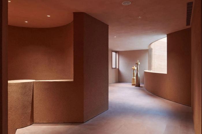 新型夯土墙:表皮的美学