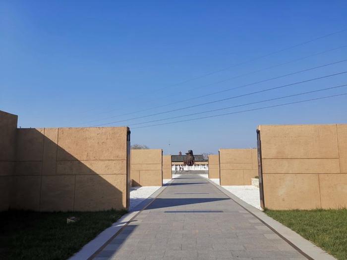 朴之原夯土墙 | 以新材料新工艺弘扬中国文化建筑艺术:遗址公园(1)