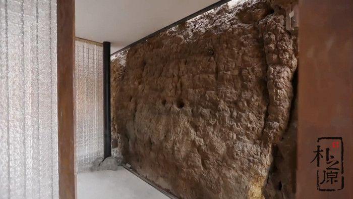 民居和民宿   夯土墙的价值与意义